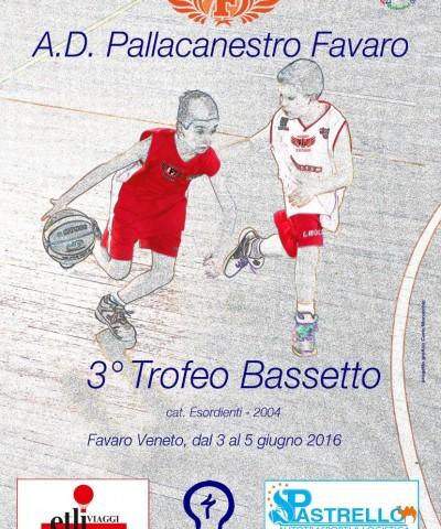 3° Trofeo Bassetto